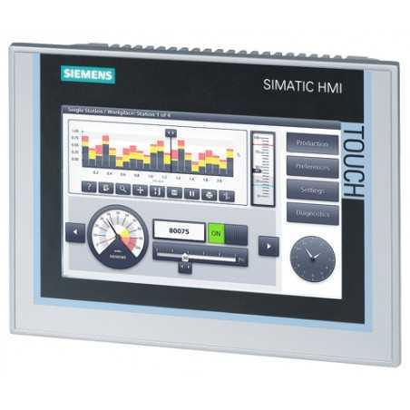 "6AV2124-0GC01-0AX0 - SIMATIC HMI TP700 Comfort, Touch operation, 7"""