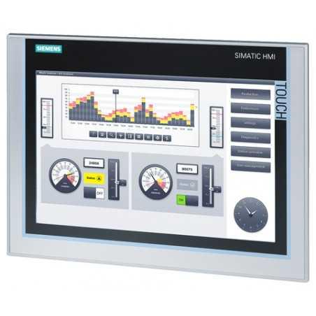 "6AV2124-0MC01-0AX0 - SIMATIC HMI TP1200 Comfort, Touch operation, 12"""