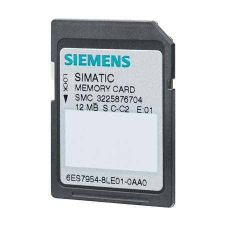 6ES7954-8LC03-0AA0 - SIMATIC S7, memory card 4 MB