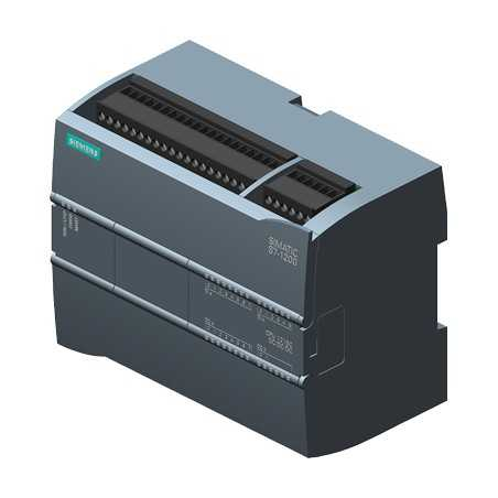 6ES7215-1AG40-0XB0-SIMATIC S7-1200, CPU 1215C, DC/DC/DC